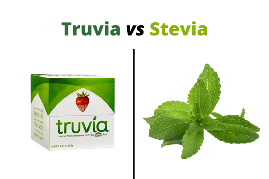 Which is better – Truvia or Stevia?