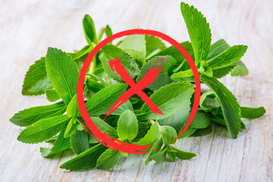 Why was stevia banned in USA, Europe, India?