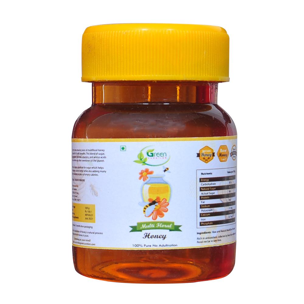 Honey Combo (Ajwain, Eucalyptus, Multi-Floral, Jamun, Lichi, Tulsi)