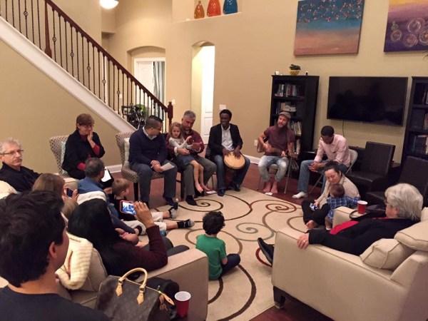 Orlando Devotional gathering