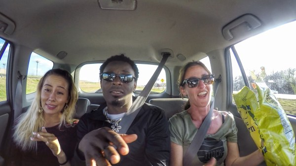 austin road trip