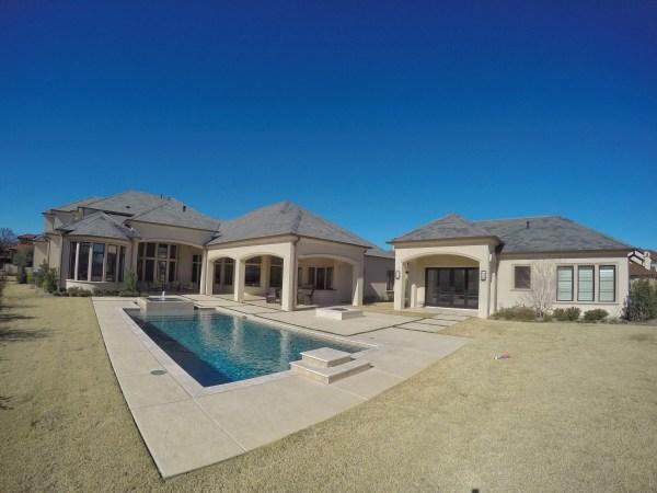 Mansion in Westlake Texas