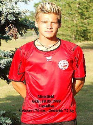 Stephen Ewashko Player Profil for DFCA