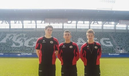 Stephen Ewashko on trial with St. Gallen FC