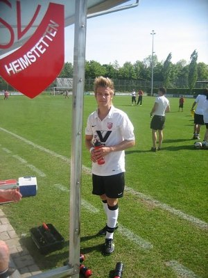 Stephen Ewashko SV Heimstetten