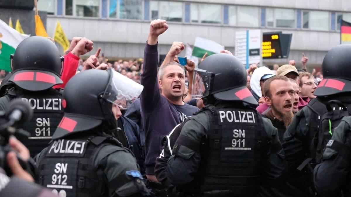 Tötungsdelikt Chemnitz