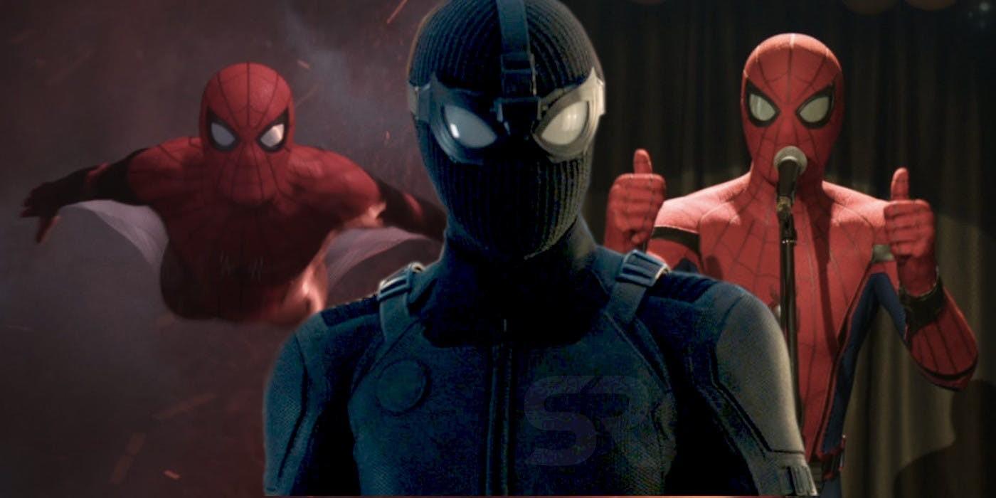 Trailer Spider Man Far From Home Stevinho De Ein Ausgezeichneter Blog