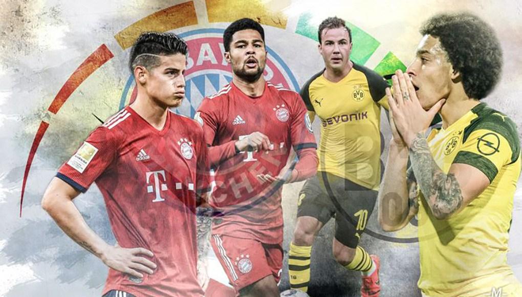 Ergebnis Bayern Gegen Dortmund Heute