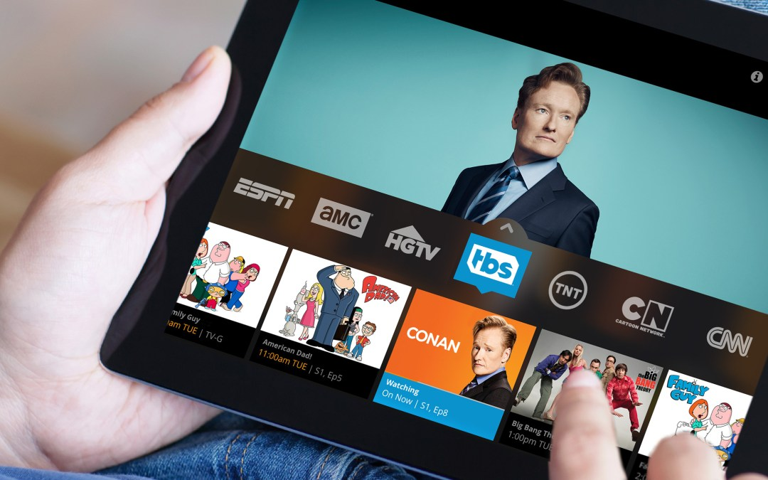The Sling TV Experience