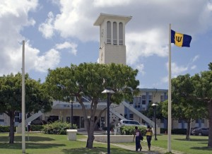 UWI Cave Hill Clocktower