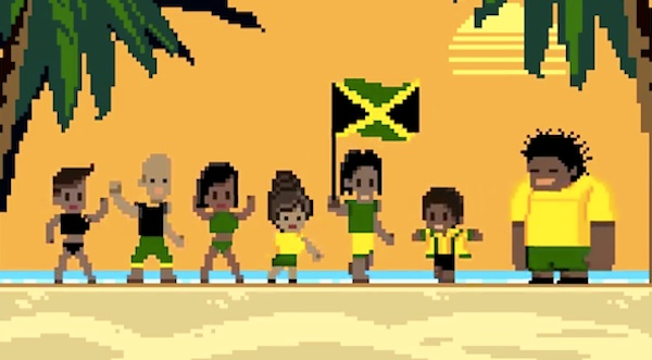 Jamaican bobsled time movie