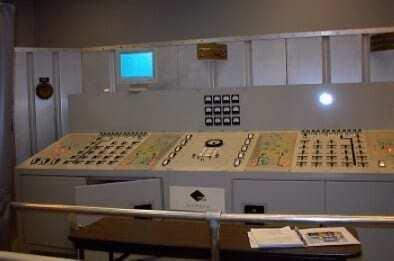 Ballast Control Panel on Semi-Submersible Simulator Running STA Software