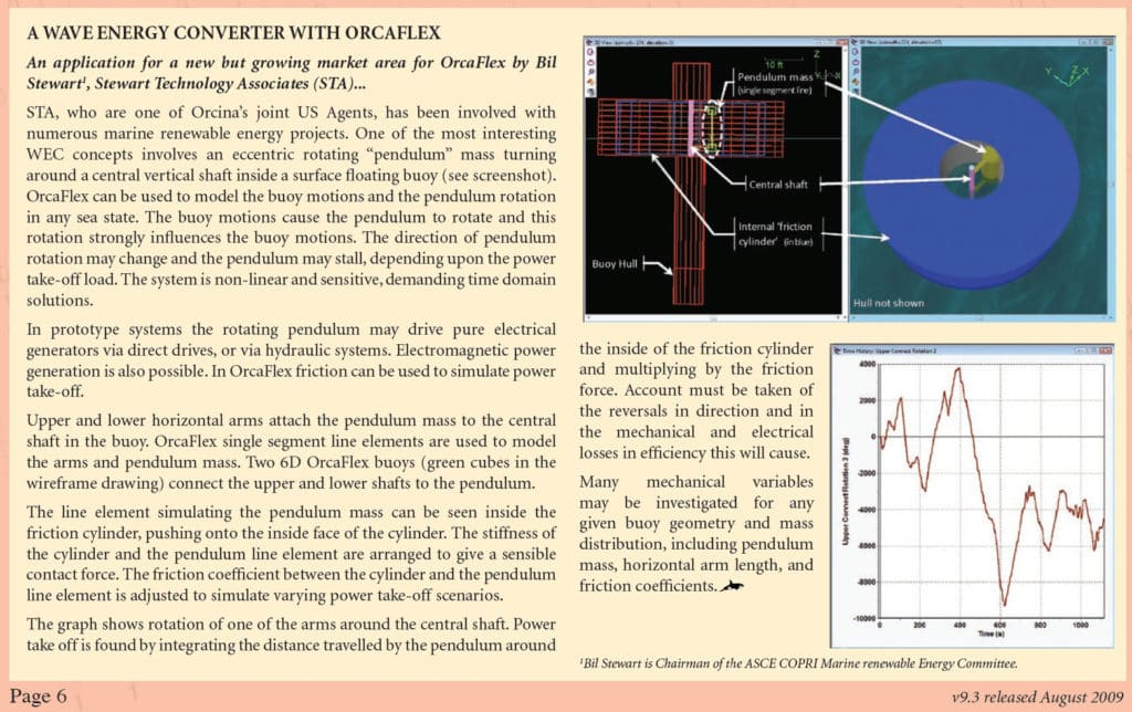 Wave-Energy-Converter-Article-in-Orcina-Newsletter-2009