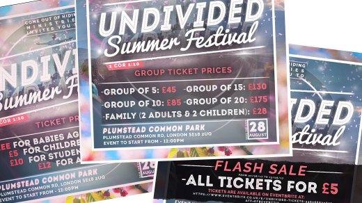 Undivided Festival