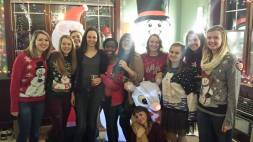 Christmas party at Fairway Cooperative