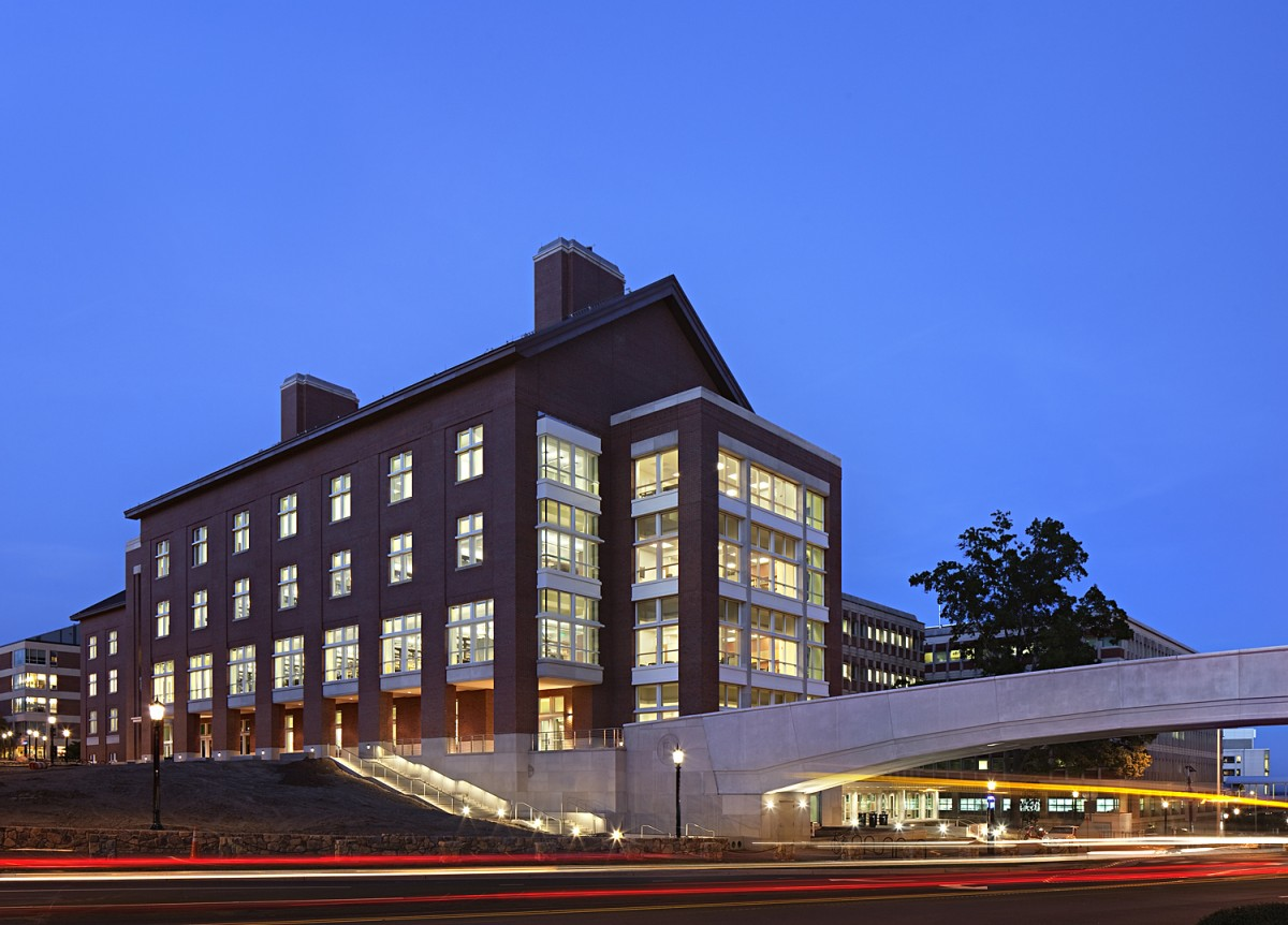 Unc Chapel Hill Koury Oral Health Sciences Building