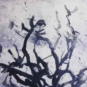 Ciconia, Monoprint, 36cm x 30cm, £50
