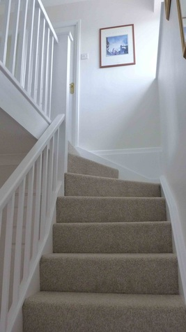 Hallways Stairs Stewkley Decorating