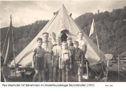 1951-07 - Josef Pips Mayrhofer