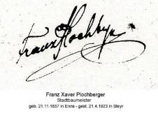 Baumeister Plochberger