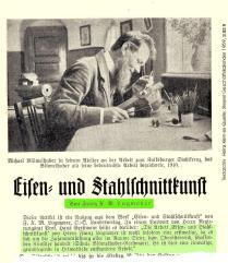 1959 - Lugmayer Franz.Stahlschnittkunst