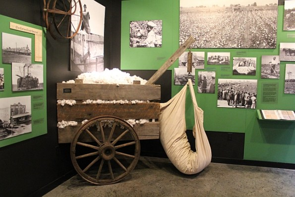 Photo by MARCIA SCHNEDLER / Special to the Democrat-Gazette The Southern Tenant Farmers Museum in Tyronza tells the story of a racially integrated union that made its mark during the Great Depression of the 1930s.