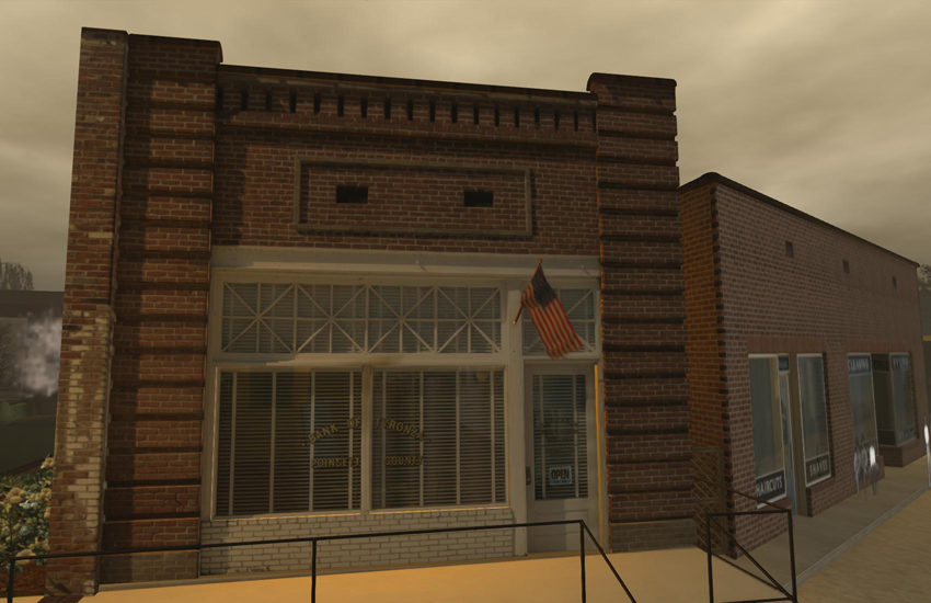 Southern Tenant Farmers Museum (Second Life)