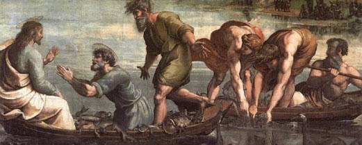 Christ Peter Boat