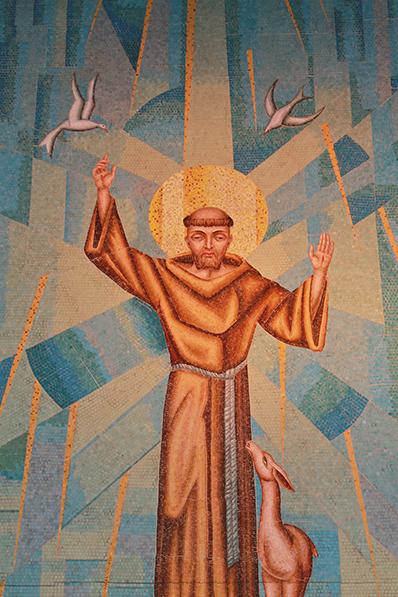 St_Francis_Mosaic