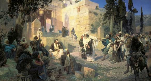 Woman Adultery Jesus 2