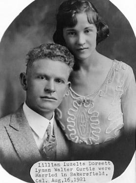 Lyman and Lillian Curtis.