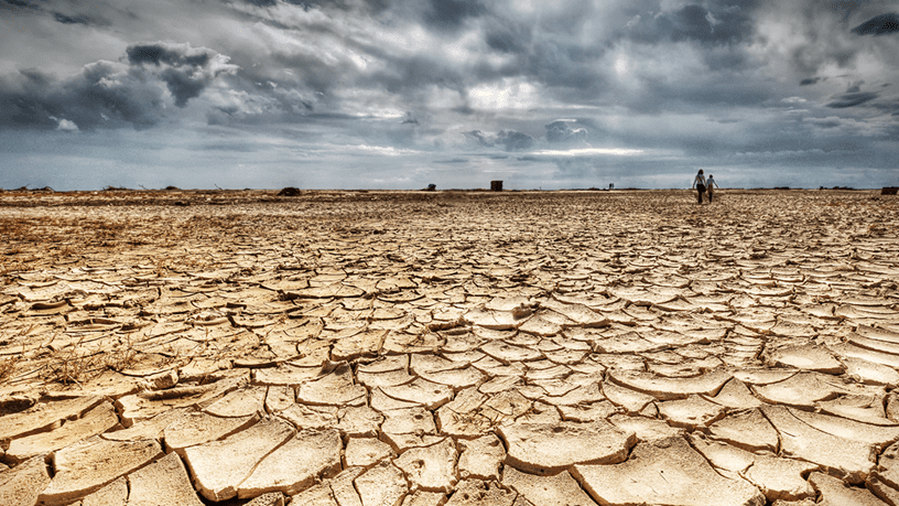 California experienced a major drought in the early 1920's.