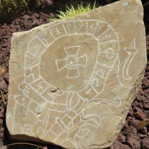 Faux Swedish Runes
