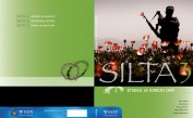 """Cover and lay-out design for """"Silta"""" series by Sanoma Pro 2008-2010"""