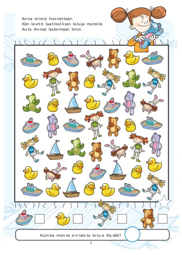 Werneri playbooks (6 different ones) illustration, design and partial copywrite, WSOY (Sanoma Pro) published 2006–2007