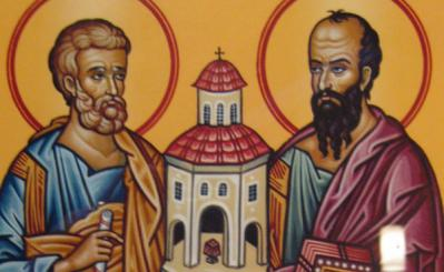 Sts. Peter & Paul!