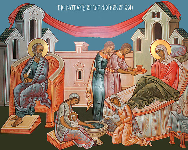 Nativity of the Mother of God, Russian Fest and news!