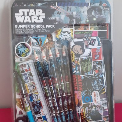 Star Wars Bumper School Pack