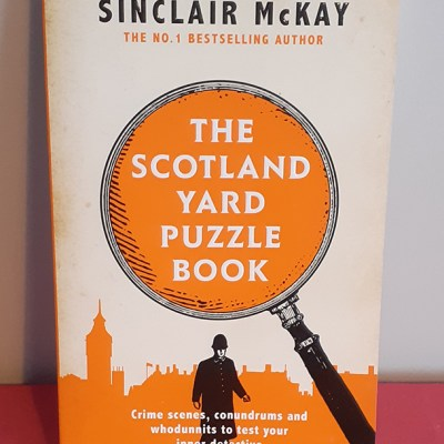 Scotland Yard Puzzle Book