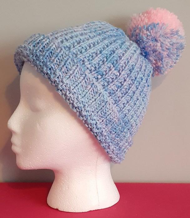 Handknitted Bobble Hat