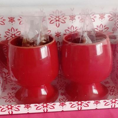 Ceramic Mugs & Mulled Wine Spices