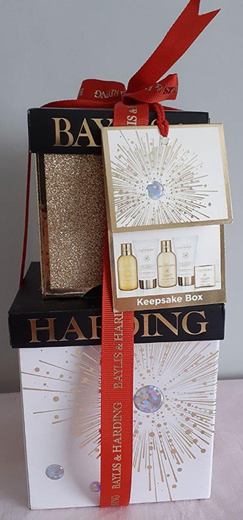 Baylis & Harding Keepsake Box
