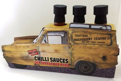 Only Fools & Horses Chills Sauces
