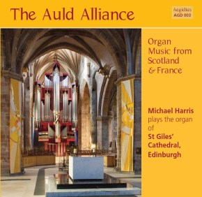 AGD 003 Auld Alliance Cover