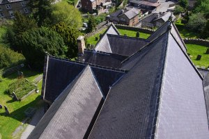 St Giles Roof