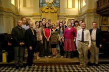 St Giles Voluntary Choir
