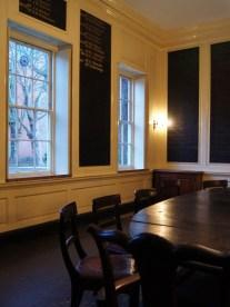 St Giles Vestry Room