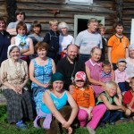 Novinka parishioners
