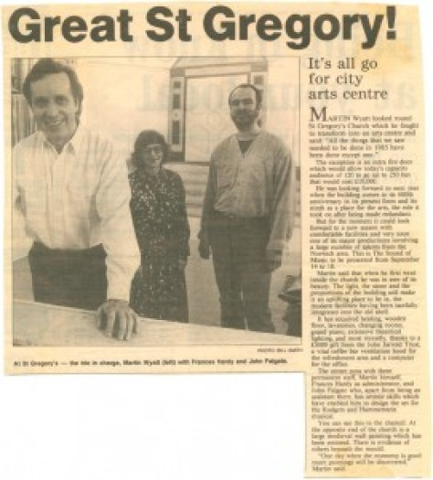 1993_Great St Gregory mini