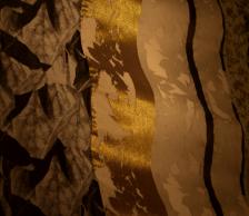 Ismini Samanidou textile detail